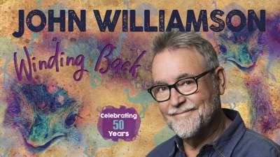 "John Williamson ""Winding Back"" - A 50 Year Celebration"