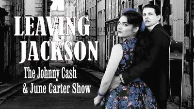 Leaving Jackson - Johnny Cash June Carter Show