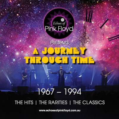 Echoes of Pink Floyd - A Journey Through Time